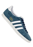 ADIDAS Gazelle OG dark petrol s05/running white ftw/metallic gold