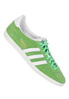 ADIDAS Gazelle OG green zest s13/running white ftw/metallic gold