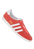 ADIDAS Gazelle OG infrared/running white ftw/metallic gold