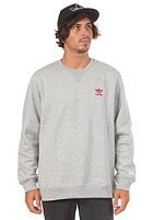 ADIDAS Gonz Crew Sweatshirt medium grey heather