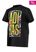 ADIDAS GR Fresh Logo S/S T-Shirt black