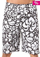 ADIDAS Hawaii Swim Boardshort black / white