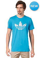 ADIDAS Hawaii Trefoil S/S T-Shirt turquoise