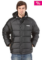 ADIDAS Hooded Down Jacket black