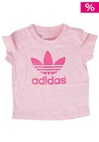 ADIDAS I Trefoil S/S T-Shirt diva / bloom