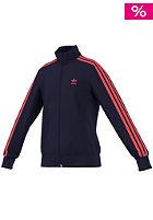 ADIDAS Kids Firebird Tracktop Jacket legink/redzes