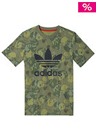 ADIDAS Kids Fungraphic S/S T-Shirt sttegr