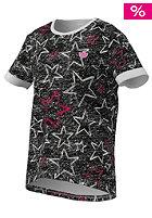 ADIDAS Kids J Style S/S T-Shirt legink/blapnk/wht