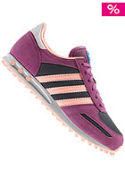 ADIDAS Kids LA Trainer lead / glow coral s14 / running white ftw