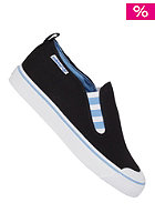 ADIDAS Kids Vulc Slip On black 1/joy blue s13/running white ftw