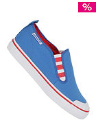 ADIDAS Kids Vulc Slip On bluebird/vivd red s13/running white ftw