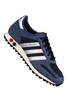 ADIDAS LA Trainer new navy/silver/ruby