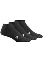 ADIDAS LIN Plain T Socks 3Pack black