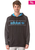 ADIDAS Linear Logo Hooded Sweat black