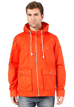 ADIDAS Litecoat Jacket collegiate orange