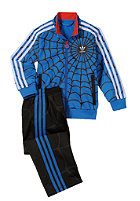 ADIDAS LK Spiderman Track Suit top:bluebird bottom:black