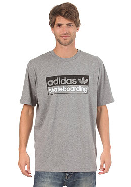 ADIDAS Logo #2 S/S T-Shirt core heather