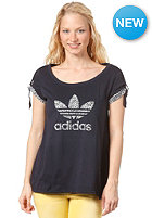 ADIDAS Logo Flow S/S T-Shirt legend ink s10