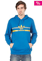ADIDAS Logo Hooded Sweat dark royal