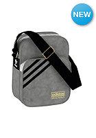 ADIDAS Mini Suede Backpack ch solid grey/black