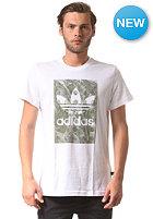 ADIDAS Mountain S/S T-Shirt white