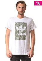 ADIDAS Mountain S/S T-Shirt white