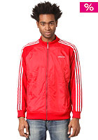 ADIDAS Nylon Mix Track university red