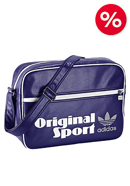 ADIDAS Original Sport Airliner Bag college purple/white