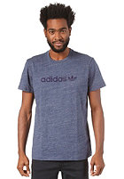 ADIDAS Originals Linea S/S T-Shirt colored heather/legend ink s10