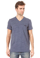 ADIDAS Originals V Neck S/S T-Shirt legend ink