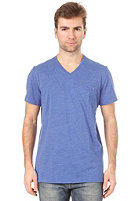 ADIDAS Originals V Neck S/S T-Shirt true blue