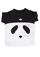 ADIDAS Panda S/S T-Shirt black/white