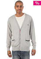 ADIDAS PB Cardigan Sweatshirt medium grey heather
