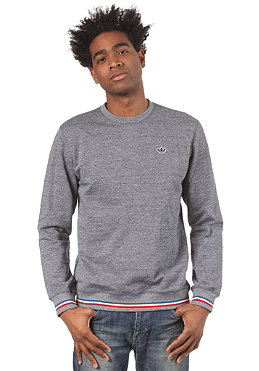 ADIDAS PB Crew Sweatshirt color heather/dak