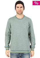 ADIDAS PB Crew Sweatshirt colored heather/dark green