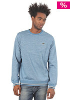 ADIDAS PB Crew Sweatshirt heather dark royal