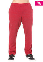 ADIDAS PB Cuff Sweatpant colored heather/cardinal