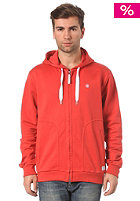 ADIDAS PB Hooded Zip Sweat red spirit