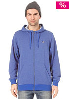 ADIDAS PB Hooded Zip Sweat true blue