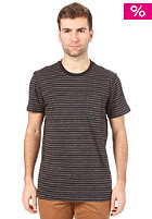 ADIDAS PB Striped S/S T-Shirt black