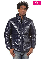 ADIDAS Shiny Padded Jacket dark indigo