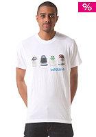ADIDAS Shoe Tab S/S T-Shirt wht