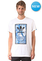 ADIDAS Shoebox Label S/S T-Shirt white