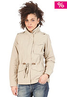 ADIDAS Short Parka Jacket tech gold