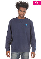 ADIDAS Skate Crew Sweatshirt solid blue