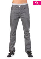 ADIDAS Skinny Fit Pant grey rinsed denim