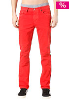 ADIDAS Slim Fit Pant vivid red s13