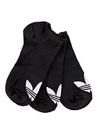 ADIDAS Socks Trefoil 3 black/black/black