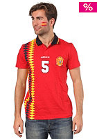 ADIDAS Spain Euro 12 RFEF S/S T-Shirt light scarlet