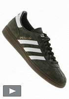ADIDAS Spezial dark olive/white/gum